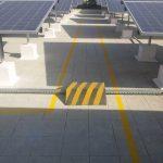 Industry Grid Tied Solar Installation