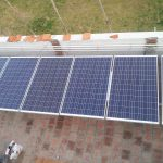 Residence- Off Grid Solar installation