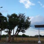 Solar High-mast Street Light 01
